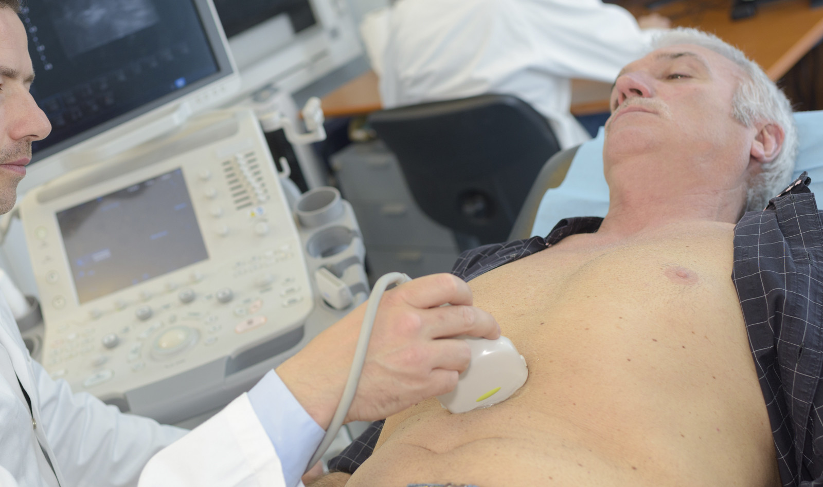Image of lung ultrasound contrast enhanced ultrasound CEUS    Online PoCUS Training