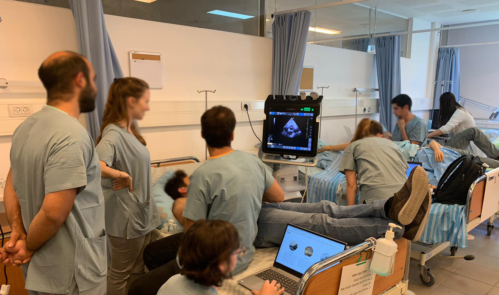 Image of specialist ultrasound training critical care ultrasound    Online PoCUS Training